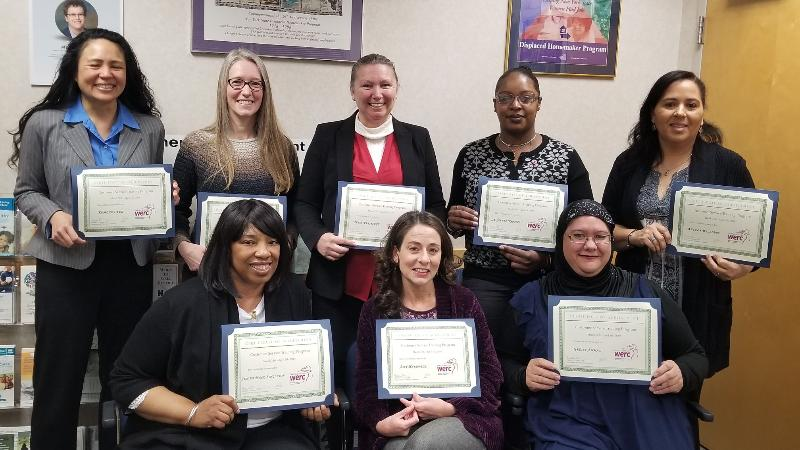 It's Spring & WERC Graduates are Ready to Start a New Life!