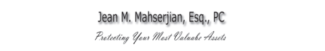 Jean M. Mahserjian, Esq., PC